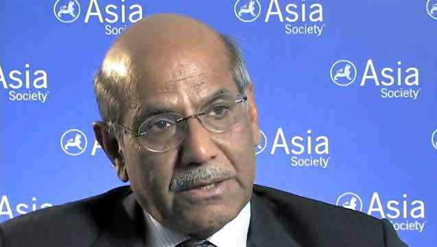 The author of this article, Shyam Saran - Chairman, Research and Information System for Developing Countries (RIS) and Chairman, National Security Advisory Board (NSAB) source: asiasociety.org