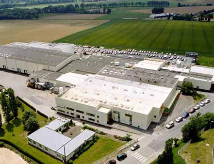 Nestle's Food Processing Factory in France | photo : fdbusiness.com