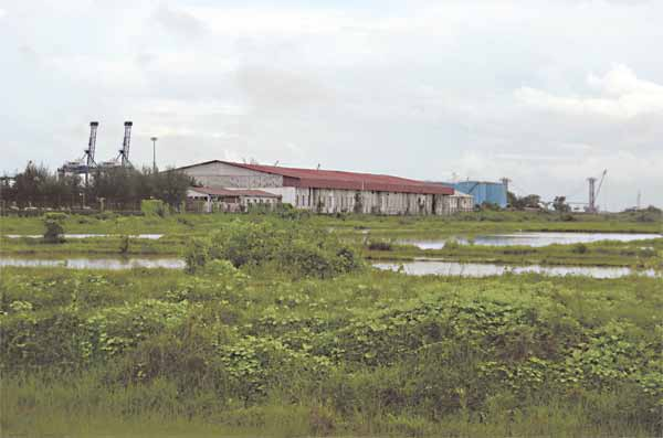 Thilawa Special Economic Zone with Japanese participation| photo: sithu aung