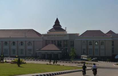 TECHNOLOGY UNIVERSITY, YADANABON CYBER CITY