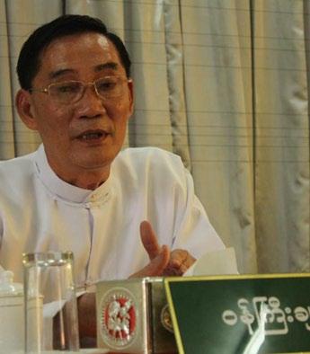 Khin Maung Oo (Minister, Kayah)