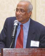V. S. Seshadri, Indian Ambassador to Myanmar from July 2010 to February 2013