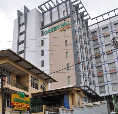 Green Hill Hotel in Yangon | Photo: EMG
