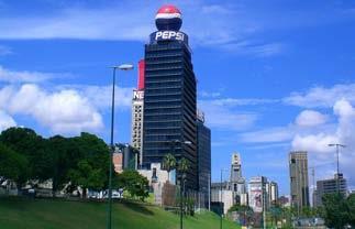 PEPSI HEADQUARTERS AT VENEZUELA