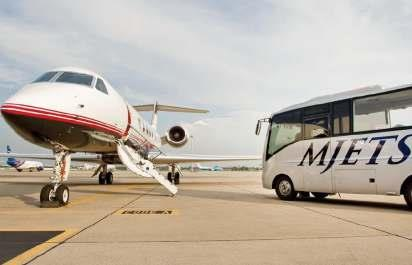 MYANMAR MJETS BUSINESS AVIATION CENTRE (MBAC) AT THE YANGON INTERNATIONAL AIRPORT