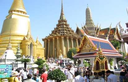 BOOMING TOURISM SECTOR OF MYANMAR