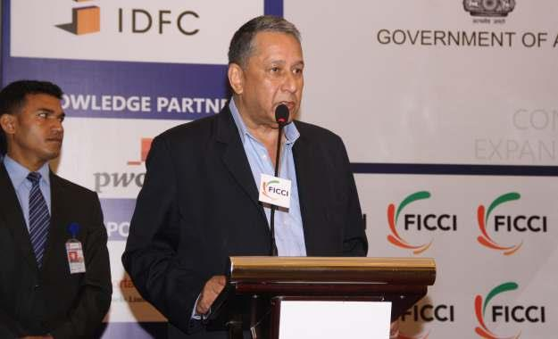 MR. RANJIT BARTHAKUR, CHAIRMAN, FICCI NORTH EAST