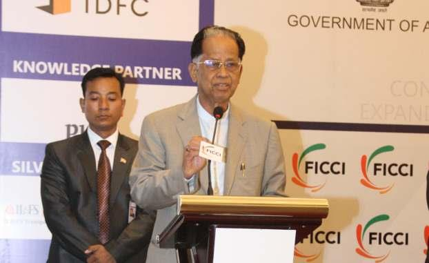 SHRI TARUN GOGOI, CHIEF MINISTER OF ASSAM, GOI