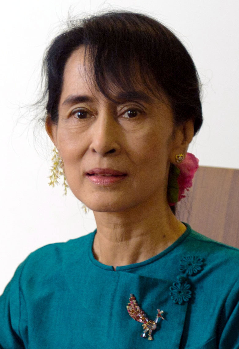MS. AUNG SAN SUU KYI KICKSTARTED THE PEACE CONFERENCE ON AUGYST 31, 2016