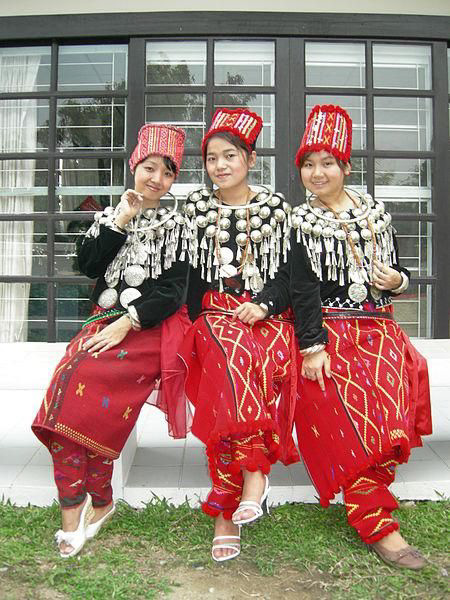 Kachin (also known as Jingpo people)