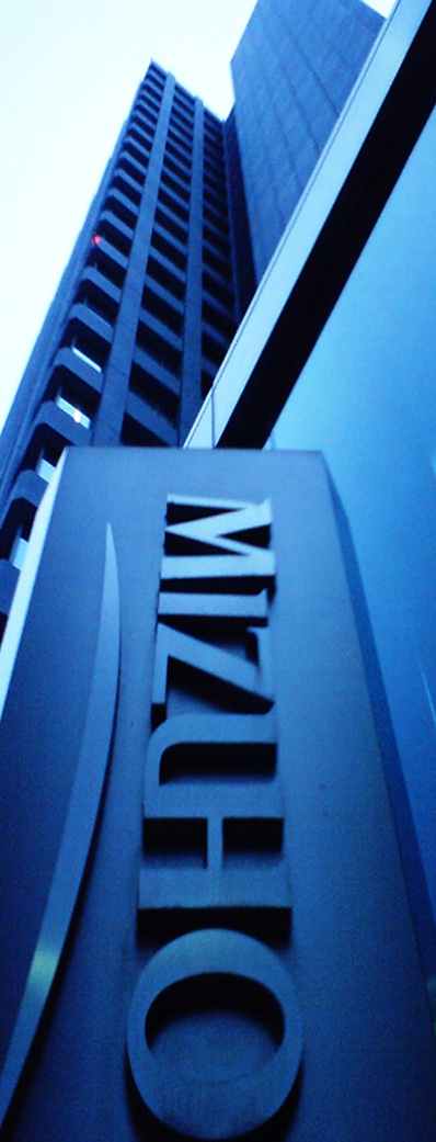 MIZUHO BANK HAS ALREADY BEEN OPERATING IN THILAWA SPECIAL ECONOMIC ZONE
