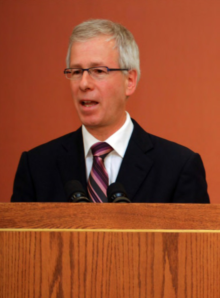 CANADIAN FOREIGN MINISTER MR. STÉPHANE DION