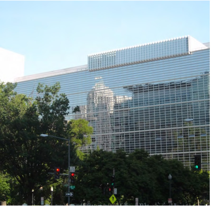 WORLD BANK BUILDING, WASHINGTON, D.C., UNITED STATES