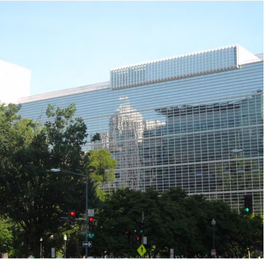 WORLD BANK BUILDING, WASHINGTON, D.C., UNITED STATES
