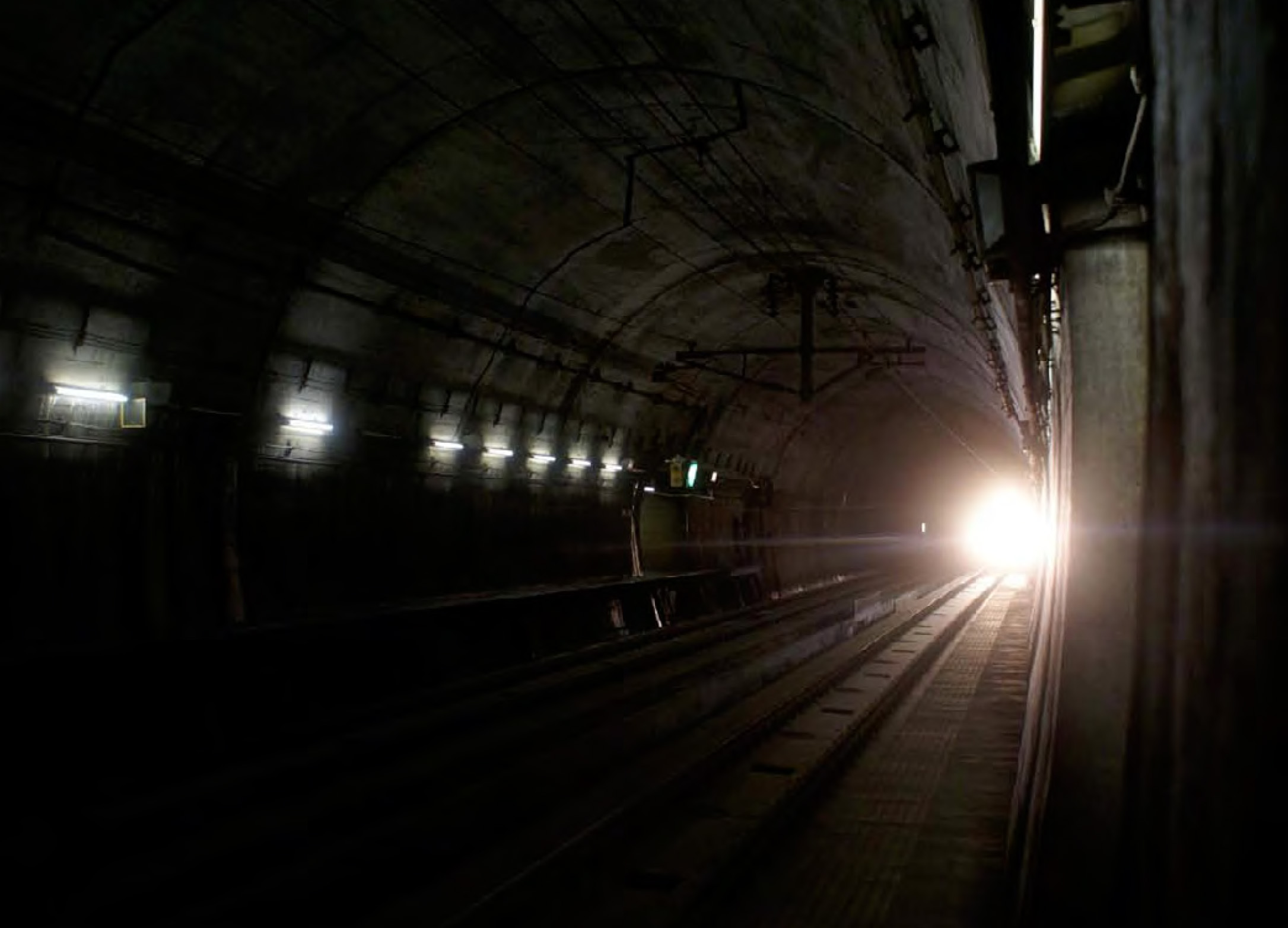 MANIPUR GETS COUNTRY'S LONGEST SAFETY RAIL TUNNEL