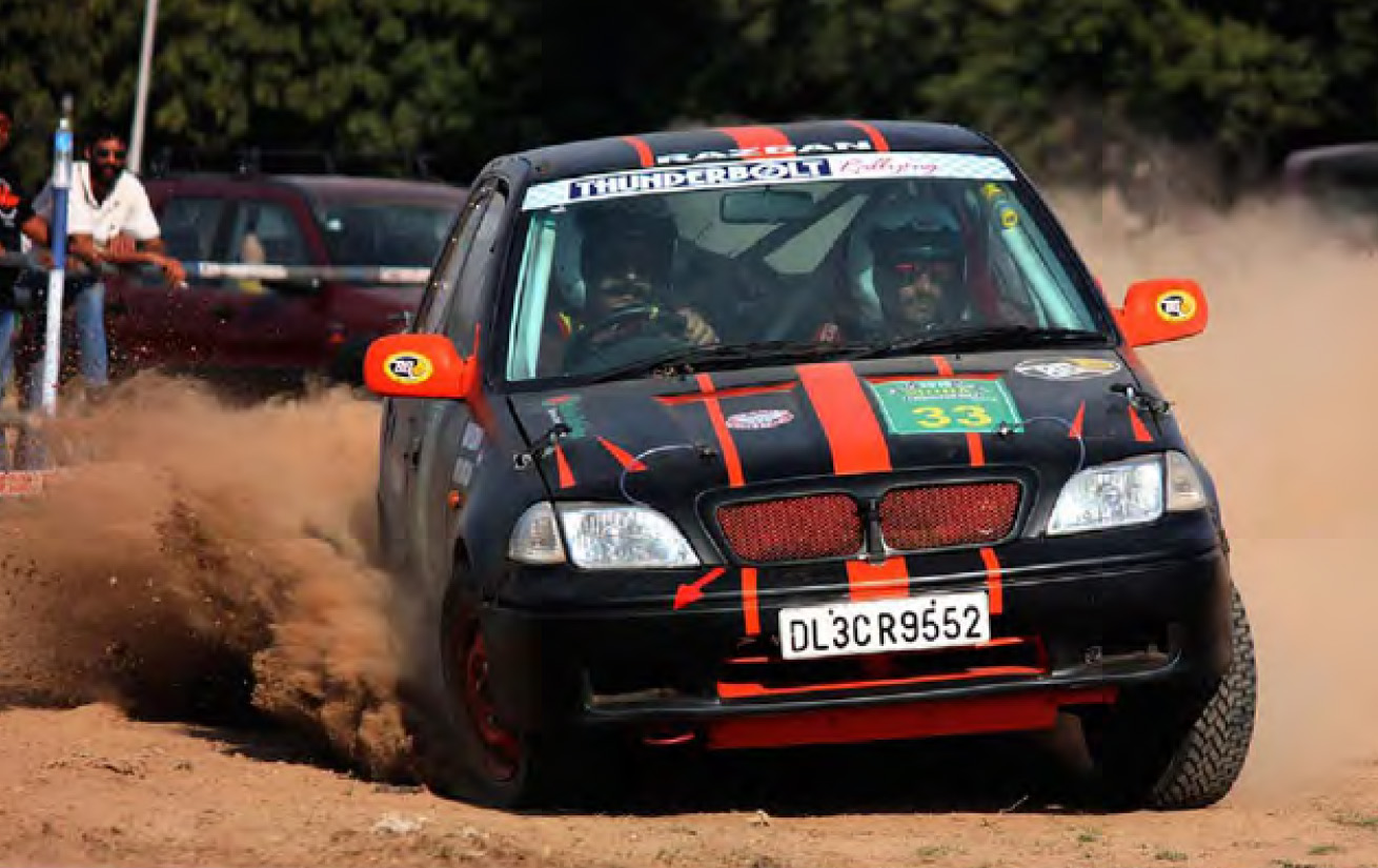MOTOR SPORT EVENT HElD IN TURA, MEGHAlAYA TO PROMOTE ADVENTURE TOURISM