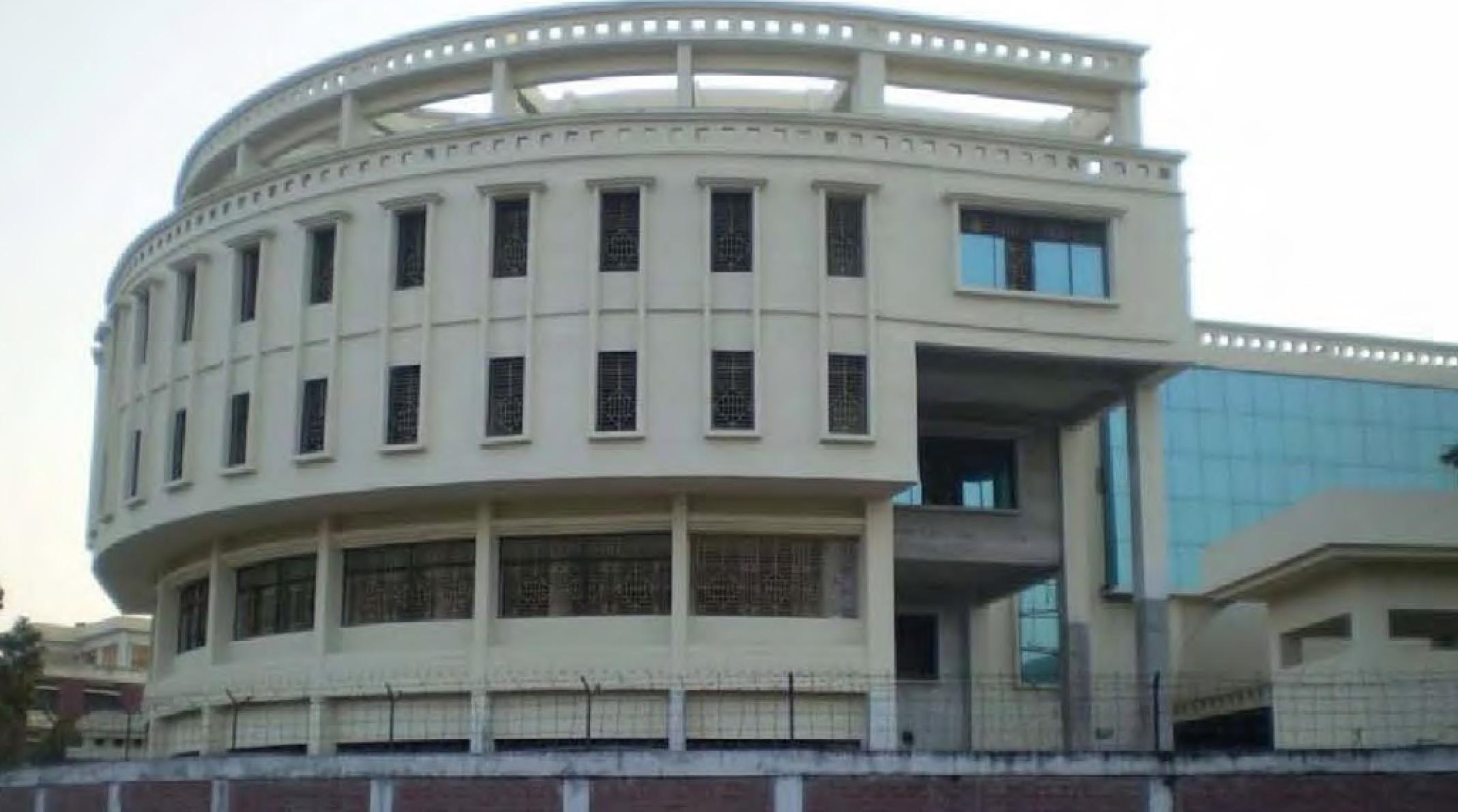 bANGlADESH bANK bUIlDING IN RANGPUR