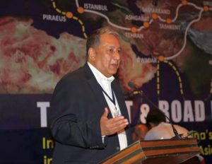 OBOR - Mr. Ranjit Barthakur