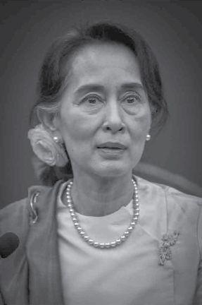 Ms. Suu Kyi
