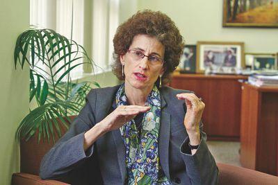 Miss Ellen Goldstein