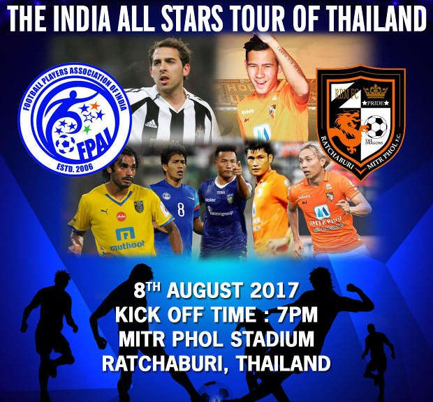 The India All Stars Tour of Thailand