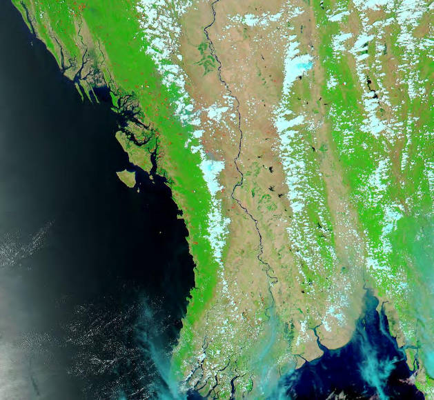 Myanmar Climate Change
