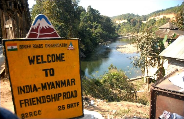 India-Mayanmar Friendship Road