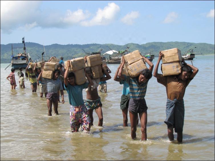 The Rohingya Rampage