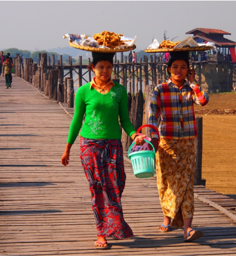 LIVING A LOCAL LIFE: A MONTH IN MYANMAR