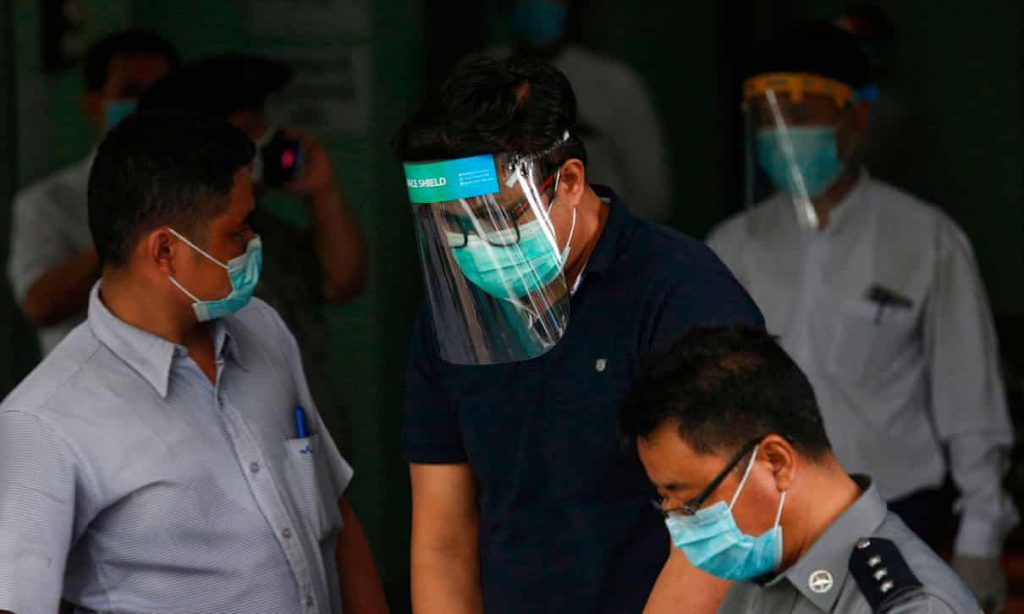 Myanmar police arrest Canadian pastor for defying coronavirus ban