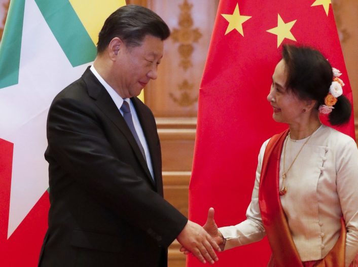 China flips the electoral script in Myanmar