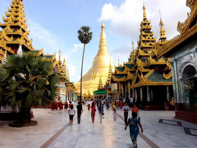 Myanmar: No flights before October
