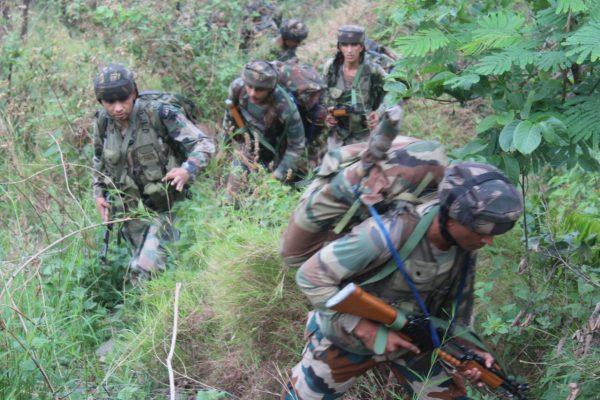 India-Myanmar Border on High Alert After Ambush by Separatist Rebels