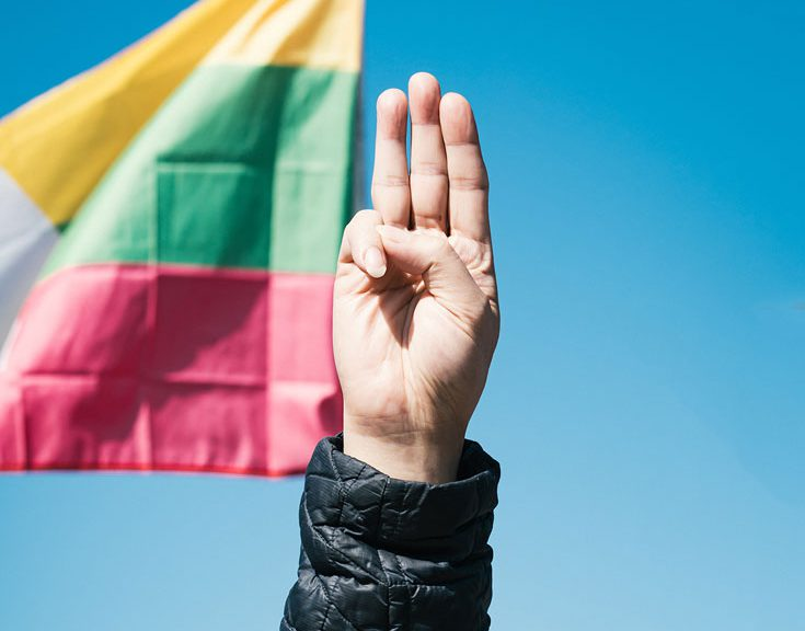 How to Support Myanmar's Activists and Civil Disobedience Movement